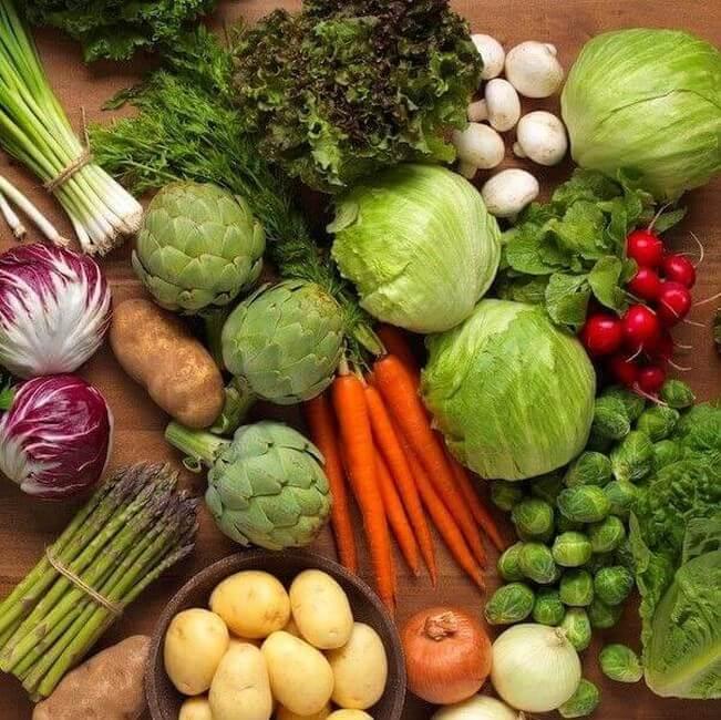 Másodvetésű Zöldségek